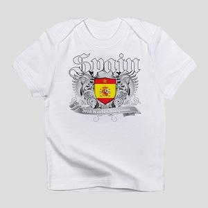Spain World Cup Soccer Infant T-Shirt