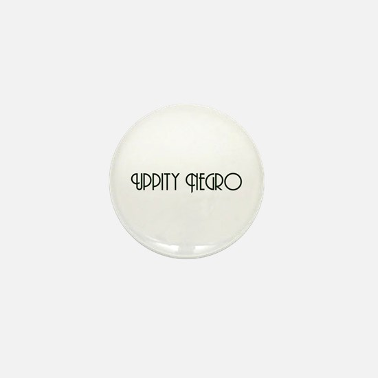 Uppity Negro Mini Button