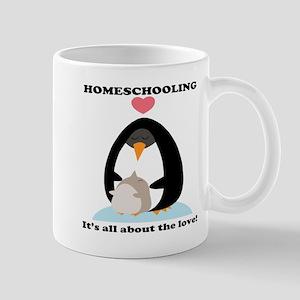 Homeschool Love Mug
