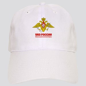 Russian Aerospace Defense Emblem Cap