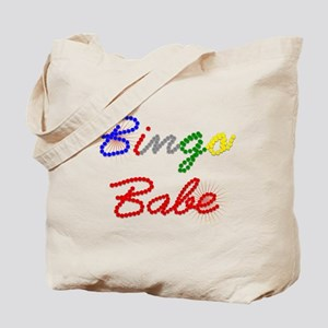 Bingo Babe Tote Bag