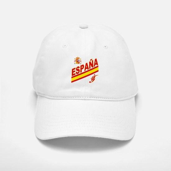 Spain World Cup Soccer Baseball Baseball Cap