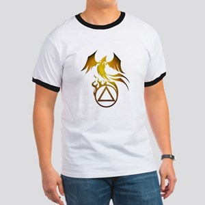 A.A. Logo Phoenix - Ringer T
