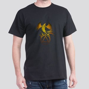A.A. Logo Phoenix - Dark T-Shirt