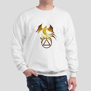 A.A. Logo Phoenix - Sweatshirt