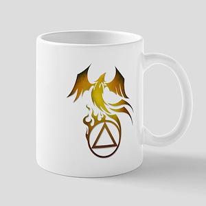 A.A. Logo Phoenix - Mug