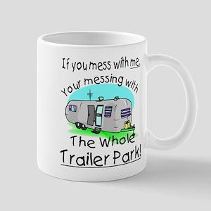 Trailer park Mug