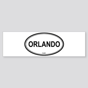 Orlando (Florida) Bumper Sticker