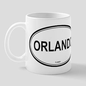 Orlando (Florida) Mug