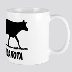Ski North Dakota Mug