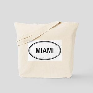 Miami (Florida) Tote Bag