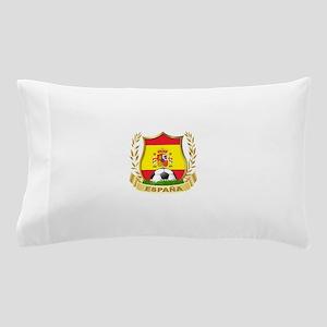 Spain World Cup Soccer Pillow Case