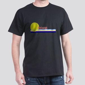 Antwan Black T-Shirt