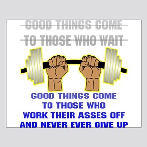 Good Things Come Small Poster