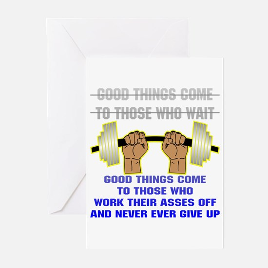 Good Things Come Greeting Cards (Pk of 20)