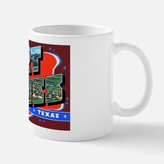 Fort Bliss Texas Mug