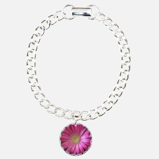 Pink Daisy Princess Bracelet