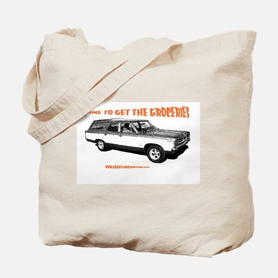 GET THE GROCERIES Tote Bag
