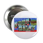 Fort Riley Kansas Button