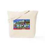 Fort Riley Kansas Tote Bag