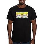 MassageNerd.com Men's Fitted T-Shirt (dark)