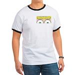 Massagenerd.com Ringer T T-Shirt