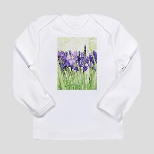 Irises Long Sleeve Infant T-Shirt