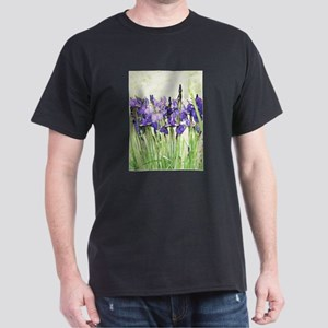 Irises Dark T-Shirt