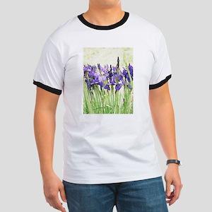 Irises Ringer T