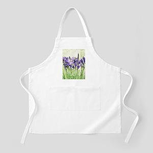 Irises Apron