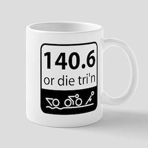 Ironman or Die Mug