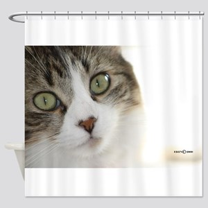 Abby 1(signed)09 Shower Curtain
