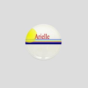 Arielle Mini Button