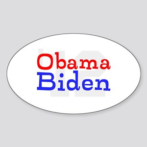 Romney Sticker (Oval)