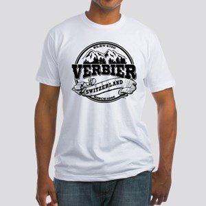 Verbier Old Circle Fitted T-Shirt