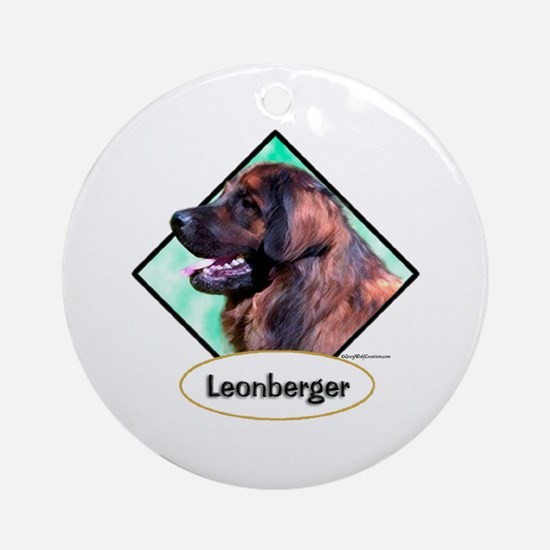 Leon 1 Ornament (Round)