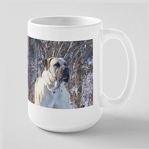 Canadian Boerboel Large Mug