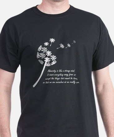 The Wind and The Dandelion T-Shirt