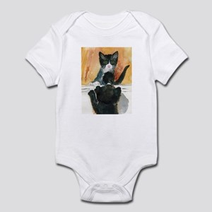 Kitten in the Mirror Infant Bodysuit