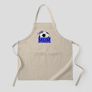 Soccer Mom (Blue) Apron