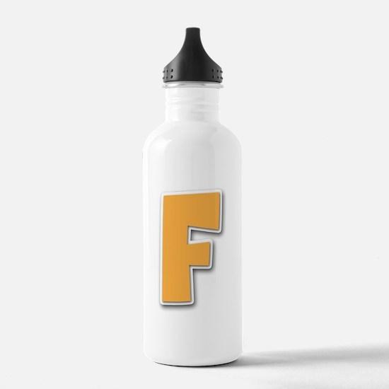 F Water Bottle