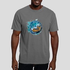 Rhode Island - Point Jud Mens Comfort Colors Shirt