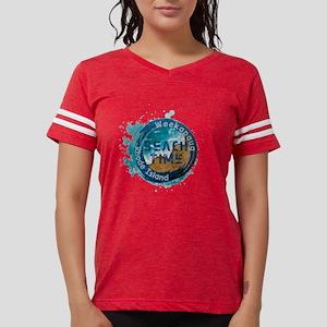 Rhode Island - Weekapaug Womens Football Shirt