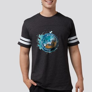 Rhode Island - Weekapaug Mens Football Shirt