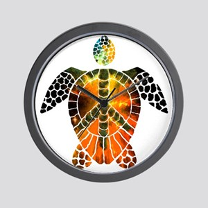 sea turtle-3 Wall Clock