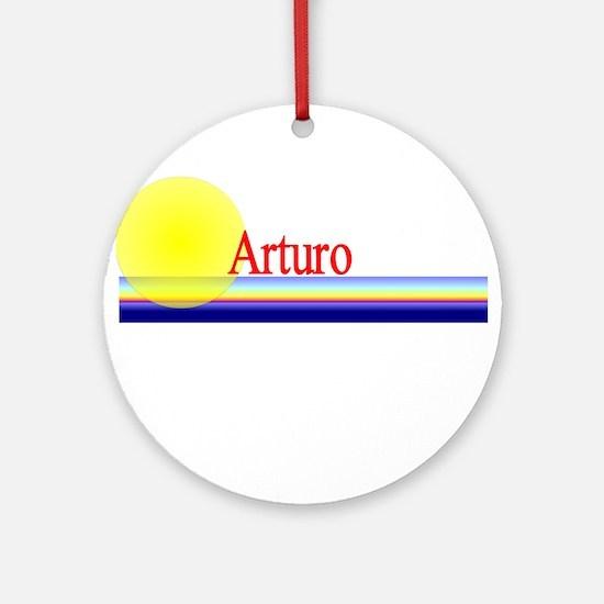 Arturo Ornament (Round)