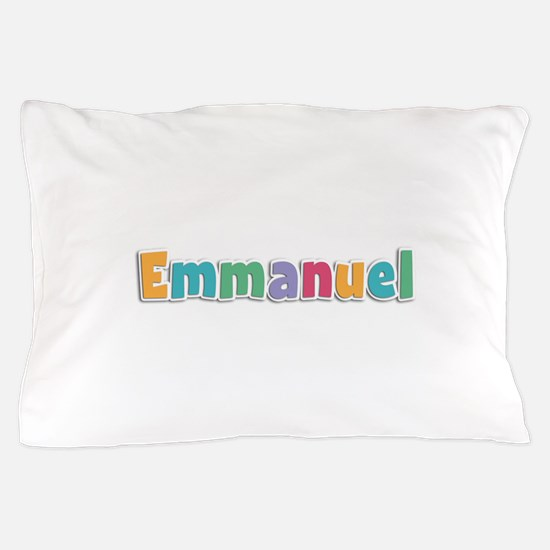 Emmanuel Pillow Case