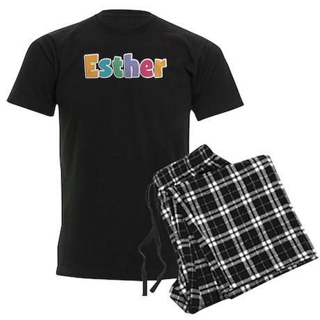 Esther Men's Dark Pajamas