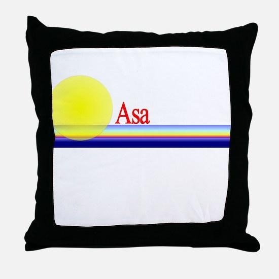 Asa Throw Pillow