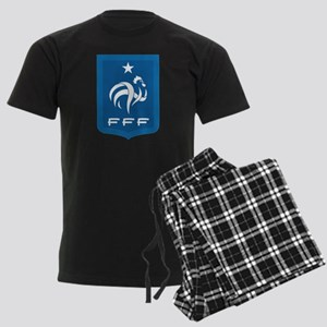 France Men's Dark Pajamas